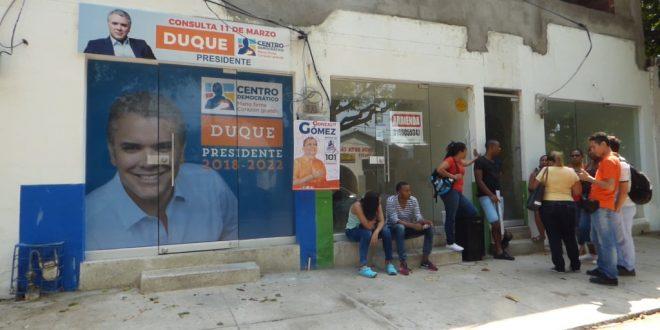 Acusan a Gonzalo Gómez de no querer pagar el trabajo que le hicieron como testigos electorales