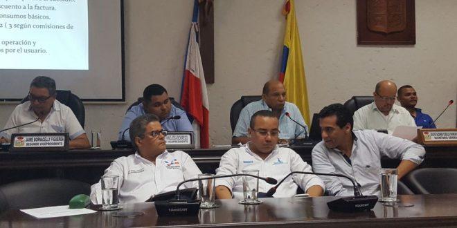 En el Concejo de Valledupar se debatió sobre los porcentajes de subsidios que cada año recibe Emdupar