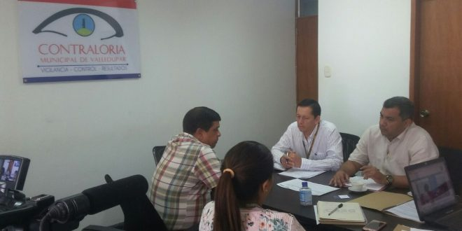 Este 23 de marzo, Contralor Municipal de Valledupar rendirá cuentas