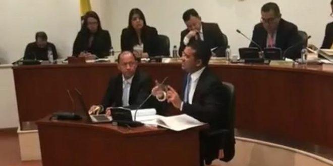 En Comisión Sexta de la Cámara, Alcalde de Valledupar dejó claro que Ministerio de Educación debe responder por pago de docentes.