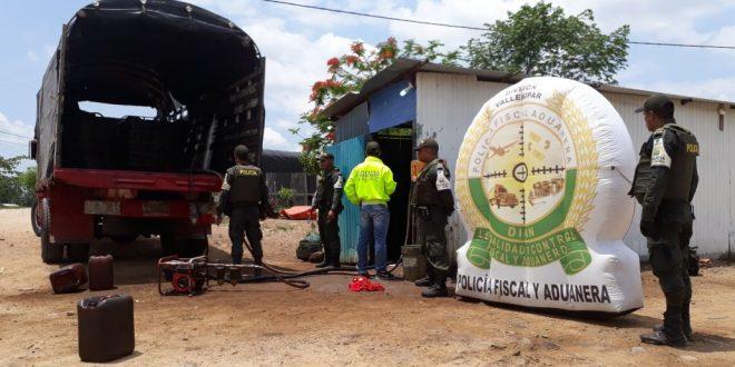 Siguen los operativos contra el contrabando de hidrocarburos