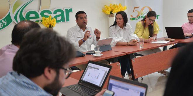 Alcaldía de Valledupar y Siva anunciaron que la ampliación de la glorieta la Ceiba será una realidad