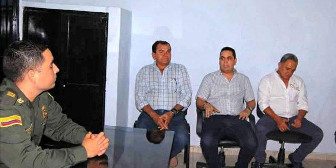 En Bosconia implementan acciones para combatir la inseguridad