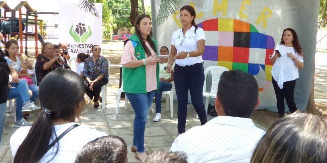 Directora  General del ICBF presentó en la capital vallenata el programa 'La Familia es mi cuento'