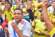 Valledupar vibró con primer partido de Colombia