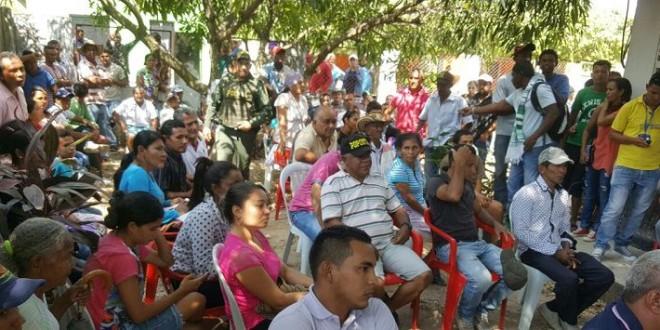Las víctimas del conflicto armado fueron identificadas en Chiriguaná