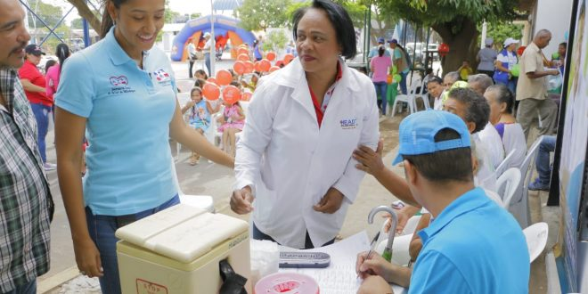 Un buen balance registró la jornada de vacunación en Valledupar