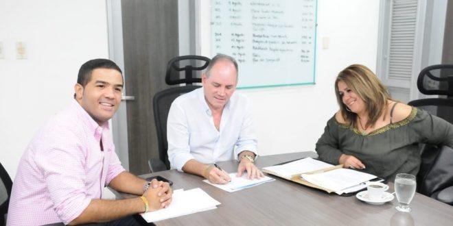 Firmado convenio para concurso docente en seis municipios del Cesar