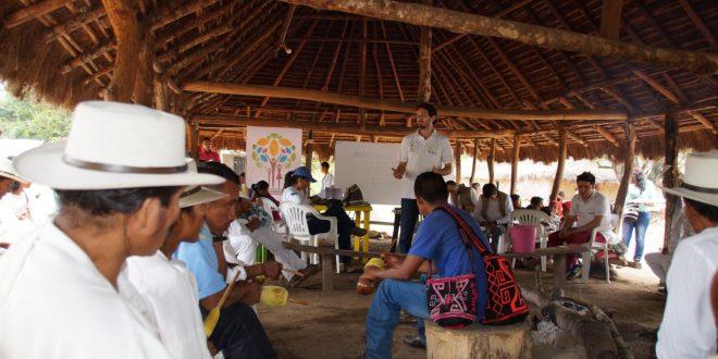 URT cerró caracterización de afectaciones territoriales de las comunidades Wiwa de Guamaka y La Laguna