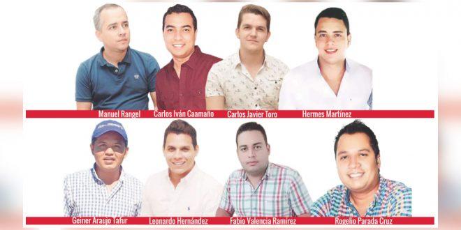Los 'millennials' que quieren ser alcaldes en el Cesar
