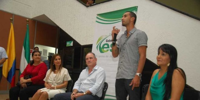 Nueva Villa Olímpica de Valledupar llevará el nombre de Óscar Muñoz Oviedo