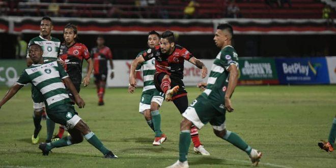 Valledupar Fútbol Club se enfrentará a Quindío el próximo sábado