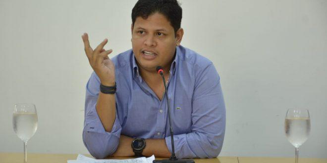 José Mario Rodríguez Barriga asumió como presidente de la Asamblea por lo que resta de año