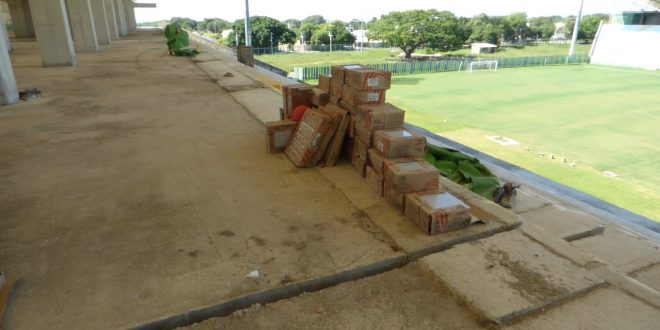 Directivas del Valledupar FC piden mejorar condiciones del estadio Armando Maestre Pavajeau