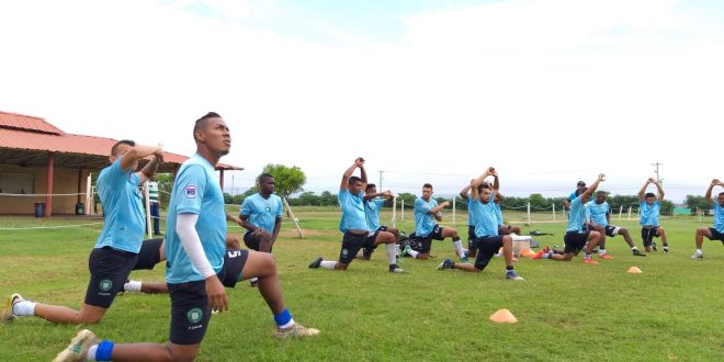 Lista la nómina del Valledupar FC que enfrentará al Quindío este sábado.
