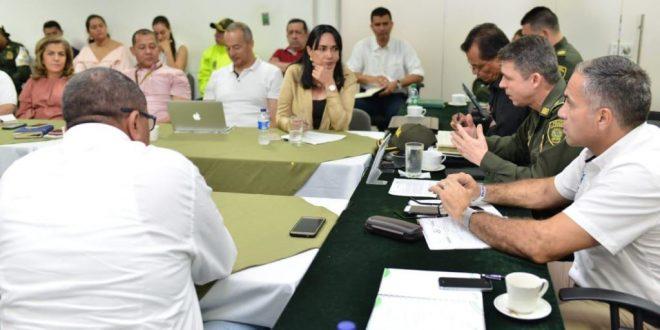 Polfa instalará en Valledupar un Puesto de Mando Unificado