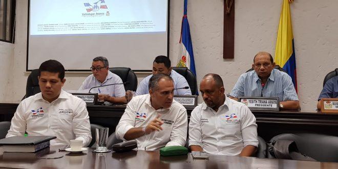 En Concejo de Valledupar se socializa presupuesto municipal del próximo año