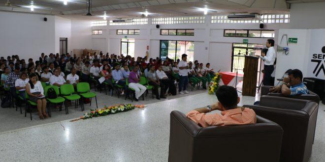 El SENA le apunta al incremento económico en Aguachica