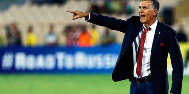 Carlos Queiroz posible DT de la Selección Colombia
