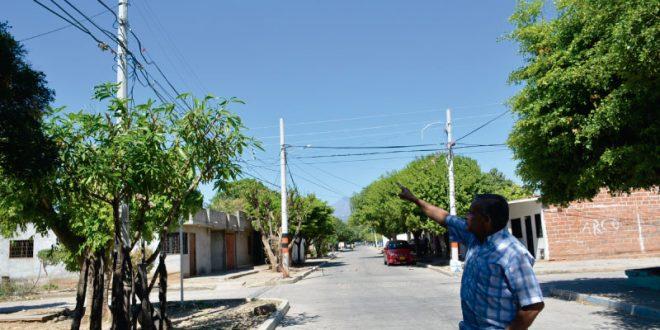Las Palmas, un barrio olvidado que pide espacios comunitarios