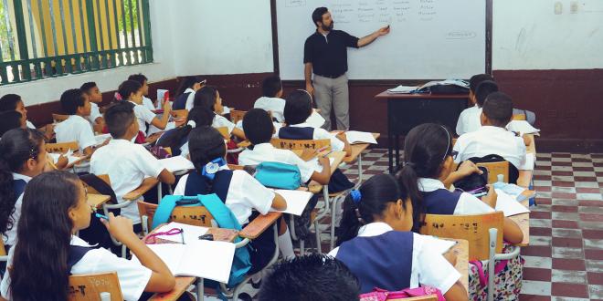 En Valledupar hay cupos en colegios oficiales para jóvenes venezolanos