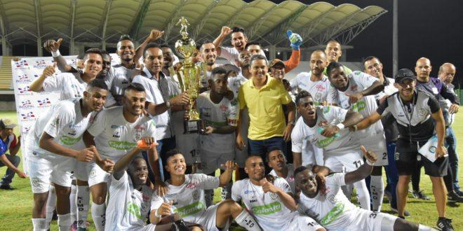 Jaguares de Córdoba se quedó con el título Copa Valledupar Avanza