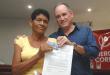 Población venezolana en Valledupar recibe ayuda humanitaria