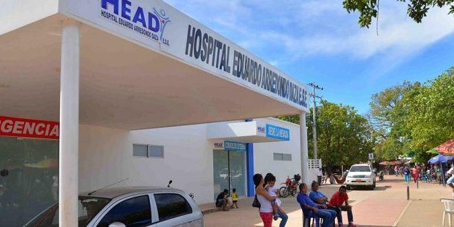 Durante dos días el Hospital Eduardo Arredondo Daza cerrará urgencias