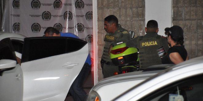 Juan Mindiola en libertad