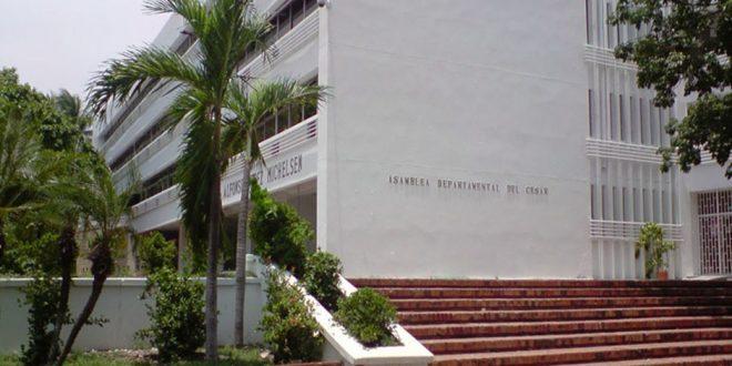 Seis nombres en carrera para llegar a la secretaría General de la Asamblea del Cesar