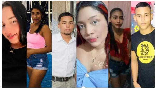 Luto en Santa Marta, un empresario mató a seis jóvenes | Semanario La Calle